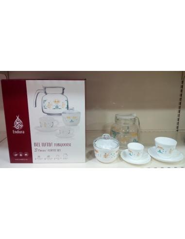 BELHANA TURQ(403) SCE A CAFE 27PCS